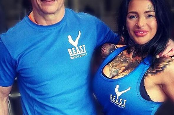 Beast T-shirt's