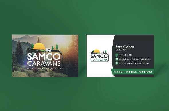 Samco Business Cards